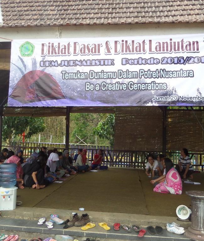 Diklat Jurnalistik 2015 – STIE Malang Kucecwara/ABM